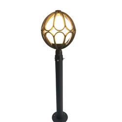 Lambax - Papatya Direkli Bahçe Armatürü - Bahçe Lambası