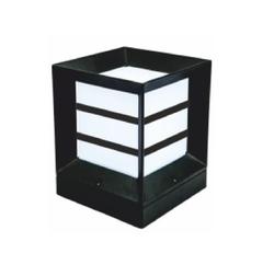Lambax - Set Üstü Panjurlu Rubik Küp Bahçe Armatürü