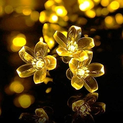 Lambax - Güneş Enerjili Solar Çiçekler Led Işık Zinciri